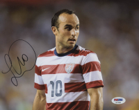 Landon Donovan Signed Team USA 8x10 Photo (PSA Hologram) at PristineAuction.com