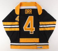 Bobby Orr Signed Boston Bruins Jersey (Orr COA) at PristineAuction.com