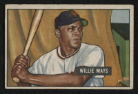 1951 Bowman #305 Willie Mays RC at PristineAuction.com