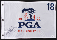 Rory McIlroy Signed 2020 PGA Championship Golf Pin Flag (JSA COA) at PristineAuction.com