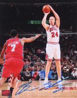 Brian Scalabrine Signed Chicago Bulls 8x10 Photo (Your Sports Memorabilia Store COA) at PristineAuction.com
