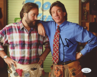 "Tim Allen Signed ""Home Improvement"" 8x10 Photo (JSA COA) at PristineAuction.com"