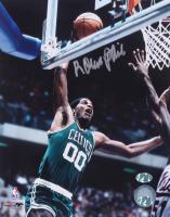 Robert Parish Signed Boston Celtics 8x10 Photo (Your Sports Memorabilia Store COA) at PristineAuction.com