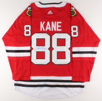 Patrick Kane Signed Chicago Blackhawks Jersey (JSA COA) at PristineAuction.com