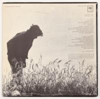 "Johnny Cash Signed ""The Holy Land"" Vinyl Album Cover (PSA COA) at PristineAuction.com"