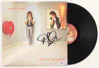 "Robert Plant Signed ""Pictures At Eleven"" Vinyl Album Cover (PSA COA) at PristineAuction.com"