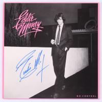 "Eddie Money Signed ""No Control"" Vinyl Record Album (JSA COA)"