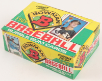 "1989 Bowman ""Comeback Edition"" Bubble Gum Baseball Cards with (36) Packs at PristineAuction.com"