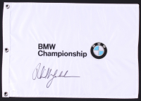 Phil Mickelson Signed BMW Championship Golf Pin Flag (JSA COA)