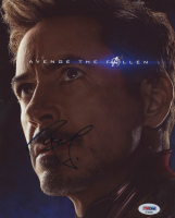 "Robert Downey Jr. Signed ""Avengers: End Game"" 8x10 Photo (PSA COA) at PristineAuction.com"