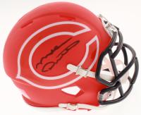 Mike Ditka Signed Chicago Bears AMP Alternate Speed Mini Helmet (PSA COA) at PristineAuction.com