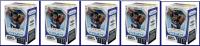 Lot of (5) 2019-20 Panini Prizm Basketball Fanatics EX Hobby Box of (12) Packs at PristineAuction.com