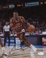 Scottie Pippen Signed Chicago Bulls 8x10 Photo (JSA COA) at PristineAuction.com