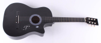 "Thomas Rhett Signed 38"" Acoustic Guitar (Beckett Hologram) at PristineAuction.com"