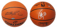 Schwartz Sports The G.O.A.T. Basketball Superstar Signed Basketball Mystery Box - Series 2 (Limited to 123) (Pristine Exclusive Edition) at PristineAuction.com