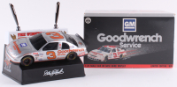 Dale Earnhardt LE #3 GM Goodwrench Service 1995 Monte Carlo 1:24 Scale Die Cast Car at PristineAuction.com