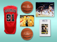 Hardwood to Hollywood EXTREME Autograph Mystery Box – Series 4 (6 Signed Collectibles IN EVERY BOX!!) (Limited to 150) at PristineAuction.com