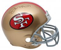 Joe Montana Signed San Francisco 49ers Full-Size Authentic On-Field Helmet (JSA COA)
