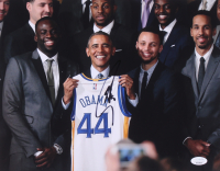 Stephen Curry Signed Golden State Warriors 11x14 Photo (JSA COA) at PristineAuction.com