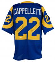 "John Cappelletti Signed Jersey Inscribed ""'73 Heisman"" (JSA COA) at PristineAuction.com"