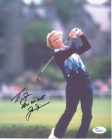"""Arnold Palmer Signed 8x10 Photo Inscribed """"All the Best"""" (JSA COA)"""