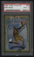 1996-97 Finest Gold #269 Kobe Bryant RC (PSA 9) at PristineAuction.com