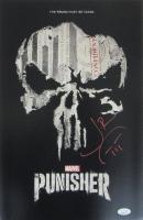 "Jon Bernthal Signed ""Punisher"" 11x17 Photo (JSA COA) at PristineAuction.com"
