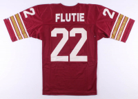 Game-Used Doug Flutie Boston College Eagles Jersey (Mears LOO)