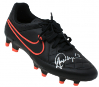 Alex Morgan Signed Nike Soccer Cleat (JSA COA) at PristineAuction.com