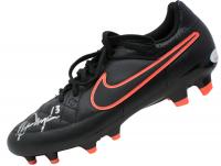 Alex Morgan Signed Nike Soccer Cleat (JSA COA) at PristineAuction.com