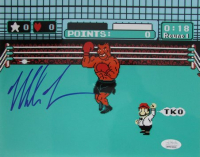 "Mike Tyson Signed 8x10 ""Punch-Out!!"" Photo (JSA COA) at PristineAuction.com"