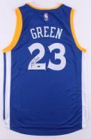 Draymond Green Signed Golden State Warriors Jersey (JSA COA & Green Hologram) at PristineAuction.com