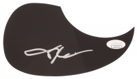 Toby Keith Signed Acoustic Guitar Pickguard (JSA COA) at PristineAuction.com