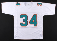 "Ricky Williams Signed Jersey Inscribed ""Smoke Weed Everyday!"" (PSA COA) at PristineAuction.com"