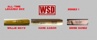 WSD All-Time Legends Baseball Bat Mystery Box - Series 1 at PristineAuction.com
