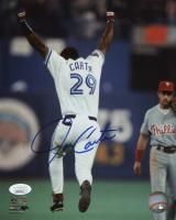 Joe Carter Signed Toronto Blue Jays 8x10 Photo (JSA COA) at PristineAuction.com