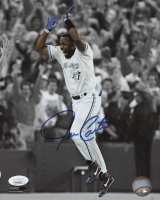 Joe Carter Signed Toronto Blue Jays 8x10 Photo (JSA COA) at PristineAuction.com