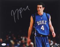 JJ Redick Signed Duke Blue Devils 11x14 Photo (JSA COA) at PristineAuction.com