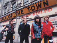 Chrissie Hynde Signed 11x14 Photo (JSA COA) at PristineAuction.com