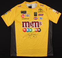 Kyle Busch Signed Racing Jersey (Beckett COA) at PristineAuction.com