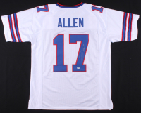 Josh Allen Signed Jersey (Beckett Hologram) at PristineAuction.com