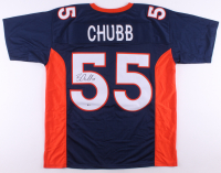 Bradley Chubb Signed Jersey (Beckett COA) at PristineAuction.com