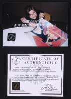 "Mark Hamill & Carrie Fisher Signed ""Star Wars - Return of the Jedi"" 16x20 Photo (Beckett LOA) at PristineAuction.com"