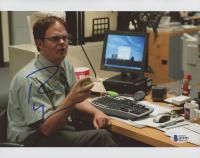 "Rainn Wilson Signed ""The Office"" 8x10 Photo (Beckett COA) at PristineAuction.com"