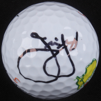 Jim Furyk Signed Masters Logo Golf Ball (Beckett COA) at PristineAuction.com