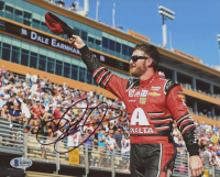 Dale Earnhardt Jr. Signed 8x10 Photo (Beckett COA) at PristineAuction.com