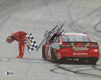 Kyle Busch Signed NASCAR 8x10 Photo (Beckett COA) at PristineAuction.com