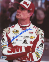 Jeff Gordon Signed NASCAR 8x10 Photo (Beckett COA) at PristineAuction.com