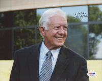 Jimmy Carter Signed 8x10 Photo (PSA COA) at PristineAuction.com