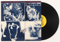 "Keith Richards Signed The Rolling Stones ""Emotional Rescue"" Vinyl Record Album (PSA LOA) at PristineAuction.com"
